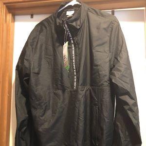 NWT Men's H&M windbreaker jacket size L.